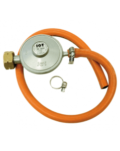 Barbecook Gasdruckregler + Schlauch 30 mbar