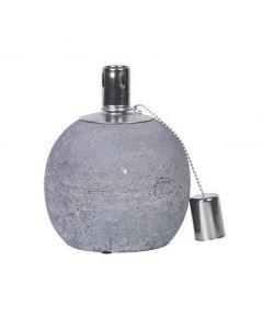 Esschert Olielamp beton S