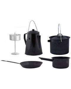 Esschert Lagerfeuer-Kochset