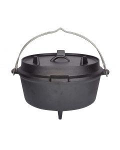 Esschert Lagerfeuer-Topf / dutch Oven