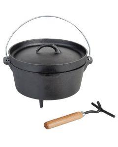 Esschert Camp Oven/ Dutch Oven