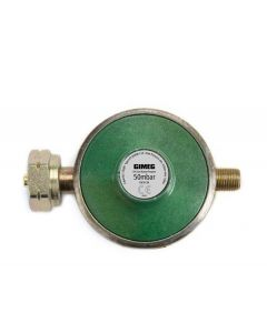 Gimeg universeller Gasdruckregler 50 mb