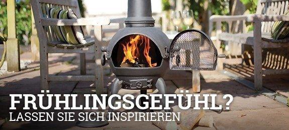 Frühlingsgefühl? Feuerkorb-shop.de