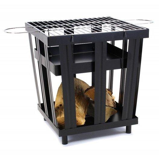 Vuurkorf Cube BBQ