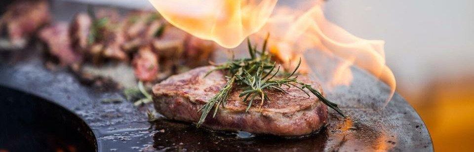 OFYR BBQ bakplaat plancha